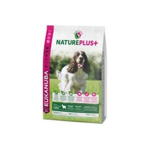 Eukanuba Nature Plus+ Adult Medium Breed Rich in freshly frozen Lamb 2,3kg