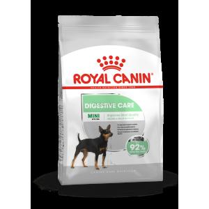 Royal Canin MINI DIGESTIVE CARE - száraz táp érzékeny emésztésű, kistestű felnőtt kutyák részére 8 kg
