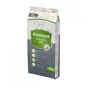 Eminent Lamb & Rice 26/14 száraz kutyatáp 15 kg + 2 kg ajándék