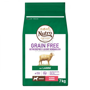 Nutro Limited Ingredient Diet Adult Small Lamb 7 kg