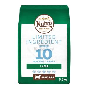 Nutro Nutro Limited Ingredient Diet Adult Medium Lamb 9,5 kg
