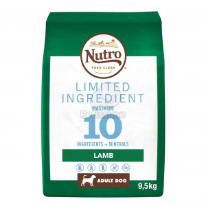 Nutro Limited Ingredient Diet Adult Medium Lamb 1,4 kg