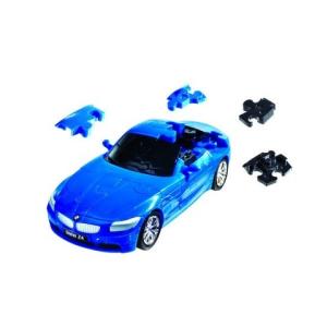 Eureka 3D Puzzle - BMW Z4 - kék