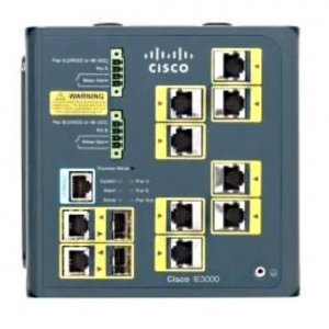 Cisco IE-3000-8TC Cisco Industrial Ethernet 3000 Series
