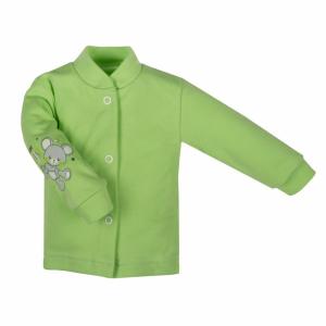 NEW BABY Csecsemő kabátka New Baby Mouse Artist zöld