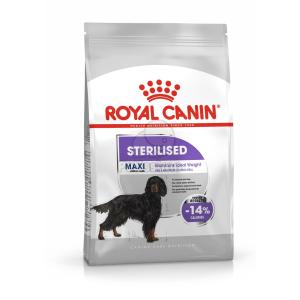 Royal Canin Maxi Sterilised - száraz táp ivartalanított, nagytestű felnőtt kutyák részére 9 kg
