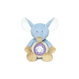 Teddykompaniet Diinglisar Egér világitó pocakkal 23 cm Teddykompaniet