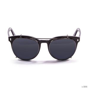 Ocean Sunglasses Ocean napszemüveg Unisex férfi női napszemüveg 71000-1-MR-FRANKLY-csillógófekete /kac