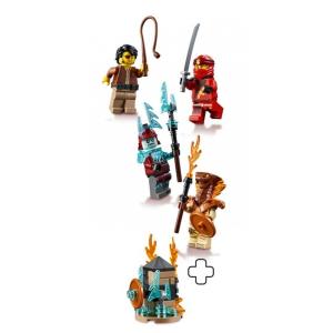 LEGO Ninjago Minifigura szett 2019 (40342)