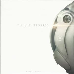 Gémklub T.I.M.E. Stories társasjáték