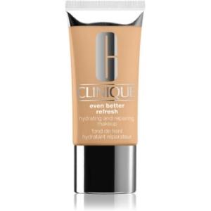 Clinique Even Better Refresh hidratáló make-up kisimító hatással árnyalat WN 76 Toasted Wheat 30 ml
