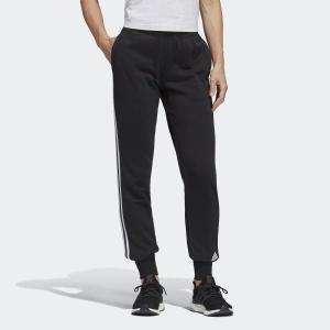 Adidas Női Nadrág W MH 3S PANT BLACK/WHITE DP2415