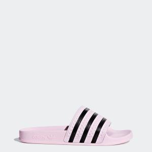 Adidas Női Papucs ADILETTE W CLPINK/CLPINK/CBLACK CG6148