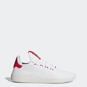 Adidas Férfi Utcai cipő PW TENNIS HU FTWWHT/SCARLE/CWHITE BD7530
