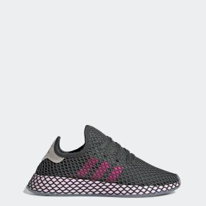 Adidas Női Utcai cipő DEERUPT RUNNER W LEGIVY/SHOPNK/CLPINK CG6092