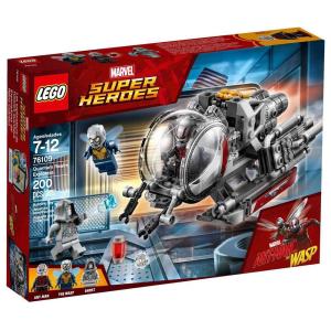 LEGO Super Heroes Kvantom Birodalom kutatók 76109