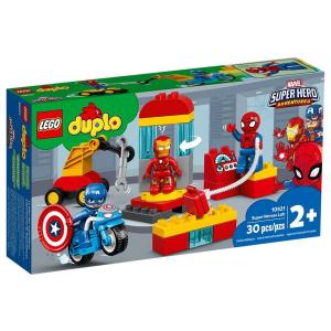 LEGO DUPLO Szuperhős labor (10921)