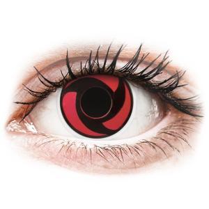 MaxVue Vision ColourVUE Crazy Lens - Mangekyu - dioptria nélkül (2 db lencse)