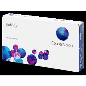 Coopervision Biofinity (3 db lencse)