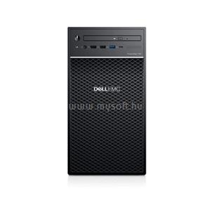 Dell PowerEdge Mini T40 | Xeon E-2224G 3,5 | 8GB | 1x 120GB SSD | 0GB HDD | nincs | 3év (PET40_S120SSD_S)