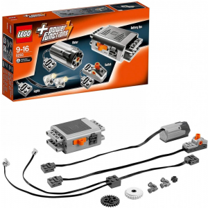 LEGO Technic - Power Function motorkészlet 8293