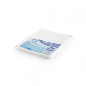 BLUERING Genotherm lefűzhető, belül 2/3 részben nyitott A4 70 micron narancsos BLUERING 100 db/csomag