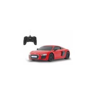 Jamara Deluxe távirányítós kisautó - Audi R8 1:24, piros 405100 Jamara