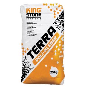 KINGSTONE Terra polisztirol ragasztó (25kg/zsák) (Kingston Terra polisztirol ragasztó (25kg/zsák))
