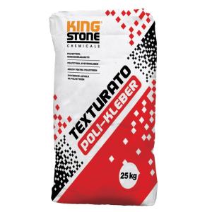 KINGSTONE Texturato polisztirol ragasztó (25kg/zsák) (Kingston Texturato polisztirol ragasztó)