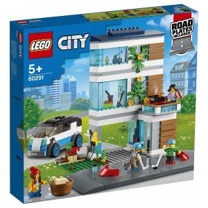 LEGO City Családi ház (60291)