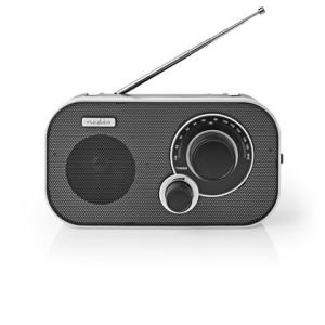 Nedis RDFM1320SI FM rádió