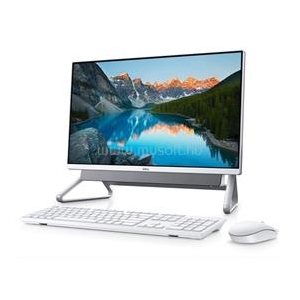 Dell Inspiron 24 5400 All-in-One PC Touch (Ezüst) | Intel Core i5-1135G7 2.4 | 12GB DDR4 | 2000GB SSD | 0GB HDD | NVIDIA GeForce MX330 2GB | W10 P64