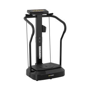 Gymrex Vibrációs tréner - 49,5 x 30 cm - 120 kg-ig - Twister funkció