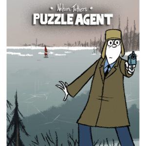 Telltale Puzzle Agent (PC - Steam Digitális termékkulcs)