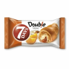 7 Days Croissant Double 80 g narancs és vanília ízű