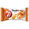 7DAYS Doub!e Max croissant vanília ízű és narancsos töltelékekkel 80 g