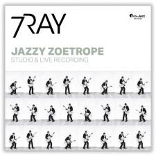 7RAY feat. Triple Ace - Jazzy Zoetrope LP (Pro-Ject Records, új, bontatlan) jazz