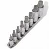 8 darabos 12-szögű bit készlet tartócsíkon