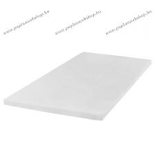 90x200x4 cm Qmed Memóriahabos fedőmatrac ágymelegítő