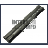A42-U36 4400 mAh 8 cella fekete notebook/laptop akku/akkumulátor utángyártott