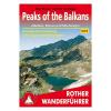 A Balkán csúcsai túrakalauz / Bergverlag Rother