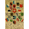 A. G. Postkartenverlag Künzli Svájci címerek