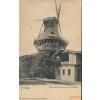 A. Steinbrück Potsdam - Historische Windmühle bei Sanssouci