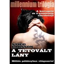 A TETOVÁLT LÁNY - MILLENNIUM TRILÓGIA I. regény