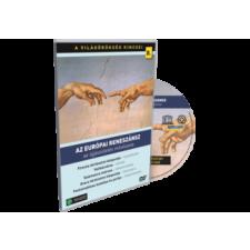 A Világörökség Kincsei 08. - Az európai reneszánsz (Dvd) ismeretterjesztő