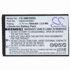 AB403450BC Akkumulátor 700 mAh mobiltelefon akkumulátor