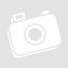 Abierta Fina Abierta Fina - szikrázó csipkés-fényes nyitott felső (fekete) fehérnemű szett