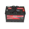 ABS autó akkumulátor akku 12v 91ah jobb+