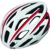 Abus ABUS S-Force Pro kerékpáros sisak (L, fehér/piros)