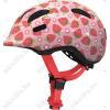 Abus Smiley 2.1 gyerek bukósisak rózsaszín epres S-es 45-50cm